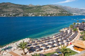 Camping Solitudo in Dubrovnik Kroatie een leuke vakantie