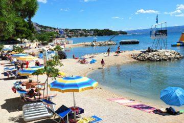 Camping Stobrec in de omgeving van Split