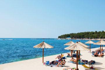 Camping Zelena Laguna in Kroatië