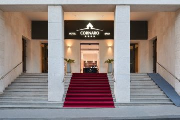 Hotel Cornaro in Split