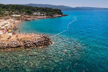 Camping Krk in Kroatië