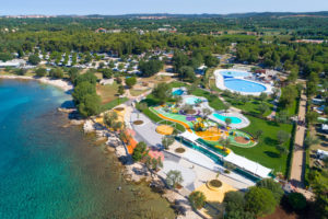 Camping Polari in Kroatië