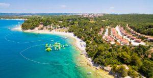 Camping Brioni in Kroatië