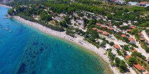 Camping Nevio in Kroatië