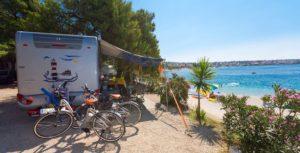 Camping Rozac in Kroatië
