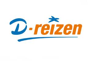D-Reizen logo