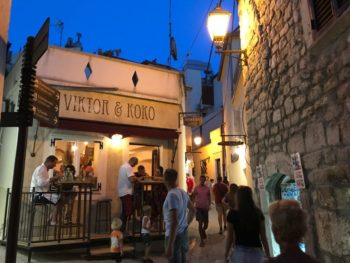 Viktor Koko restaurant in Krk