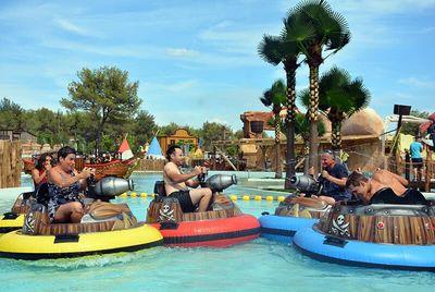 Funpark in Biograd