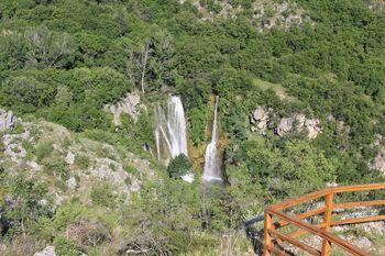 De manojlovac slap waterval