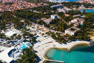 Camping Falkensteiner in Zadar