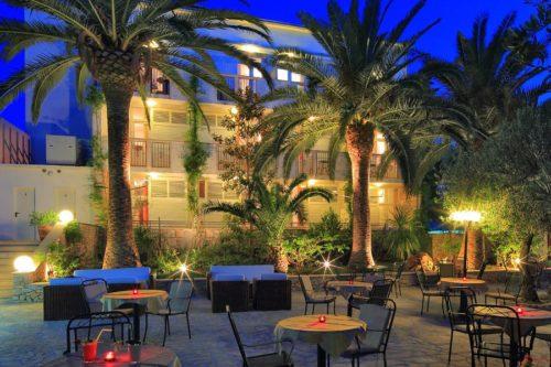 Hotel Villa Adriatica is een adults only hotel in Kroatië