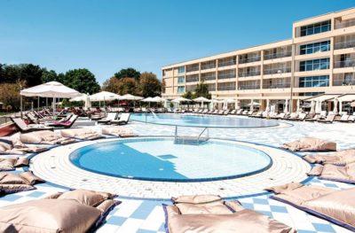 Adults only hotel tui blue medulin in Kroatië
