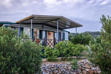 Camping mobile home Kopito in Hvar