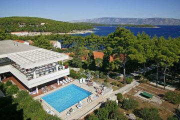 Hotel Adriatiq in Jelsa op Hvar