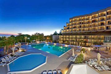 Hotel Materda Plava Laguna in Porec