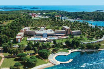 Het molindrio plava laguna hotel in Porec