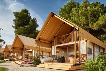 Arena one glamping